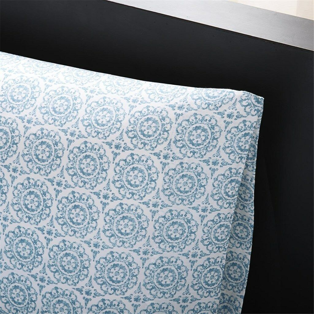 Serenity Complete Bed and Sheet Set by by by Madison Park Essentials 2b4b2b