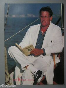 amp;l Mag Mens Womens AdvertPolo Lauren Sailing Ex About R Details Ralph Fashion H29EWIDY