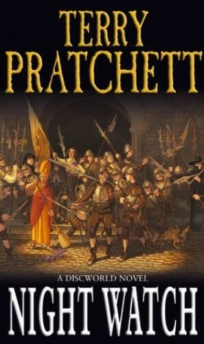 1 of 1 - Night Watch: A Discworld Novel by Pratchett, Terry 0552148997 The Cheap Fast