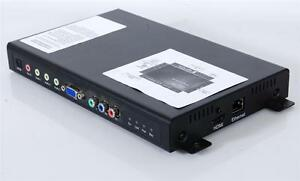 Details about BrightSign HD962 Digital Signage Player Retail Display HDMI  Solid State Media
