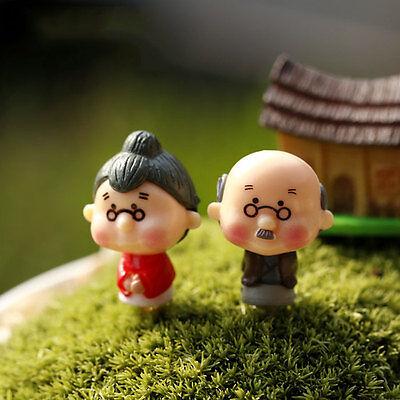 Miniature Dollhouse FAIRY GARDEN Accessories DIY Plant Pots Resin Craft  Decor