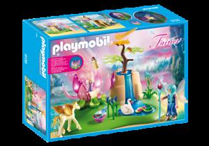 Playmobil 9135 - Mystical Fairy Glen - NEW     91e7ca