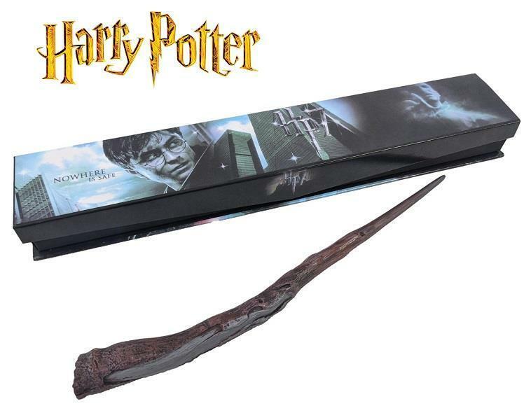 Harry Potter Bellatrix Lestrage Wand Replica Cosplay Gryffindor 18 Magic