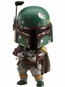 NEW Nendoroid 706 Star Wars Episode 5 BOBA FETT Action Figure