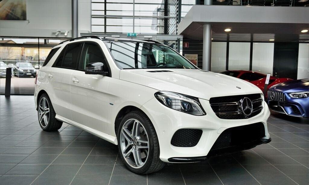 Mercedes GLE500 e 3,0 aut. 4-M 5d