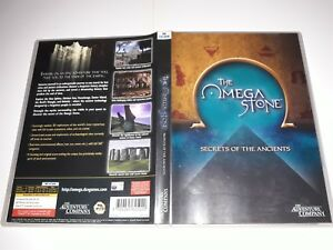 Riddle of the Sphinx II: The Omega Stone PC Game 049-929