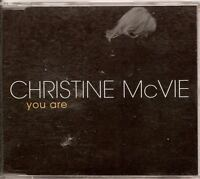 CHRISTINE McVIE You Are EURO PROMO CD FLEETWOOD MAC