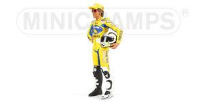 Pilota V.rossi Debout Motogp 2006 312060246 1/12 Minichamps
