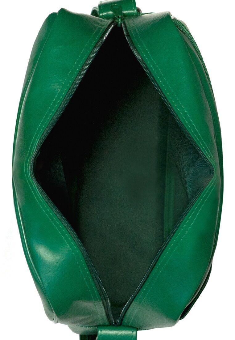 82846c1708b95 ... Mexico 70 - Fußball Fußball Fußball - Tasche - Umhängetasche -  Kunstleder - grün - LOGOSHIRT