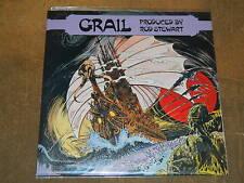 GRAIL - Same (1970) / Re. Second Battle Germany / Rare!  Vinyl LP (New Unplayed)