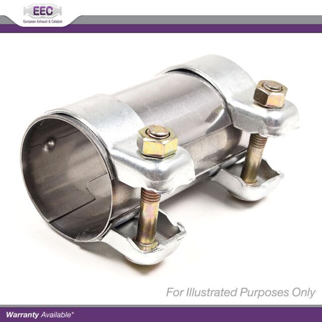 EEC PC645125 Exhaust Pipe Connector Sleeve Joiner Diameter 64 5mm Length  125mm