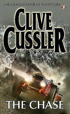 """""""AS NEW"""" The Chase (Isaac Bell), Cussler, Clive, Book"""