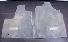 2003 2004 Honda Pilot Front Floor Mats Oem 83602 S9v A00zb 83601 S9v A00zb Fits 2003 Honda Pilot