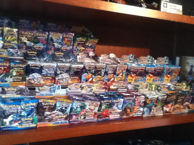 1 POKEMON BOOSTERS FACTORY SEALED RANDOM ALL SETS12 PACK