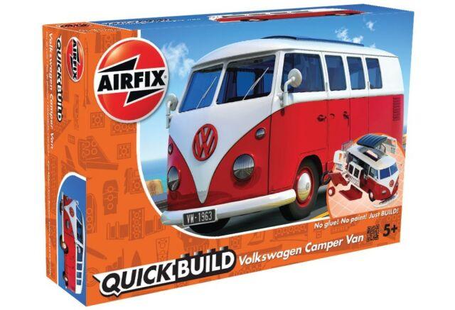 Airfix Quick Build VW Camper Van #J6017