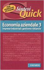 Economia aziendale 3 - M. Pia Ardizzone, Teresa Tardia - Libro Nuovo in offerta!