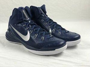 bf0d9aaf28d NEW Nike Hyperdunk 2014 TB - Navy blue Basketball Shoes (Men s 18 ...