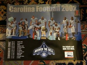 Lot of nine different North Carolina Tar Heels football ...North Carolina Football Schedule