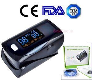 OXIMETRO PULSOMETRO PULSIOXIMETRO SATUROMETRO PULSO DEDO Finger Pulse Oximeter #