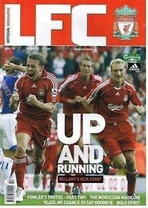 LFC-Weekly-Official-Liverpool-Football-Soccer-Magazine-Various-Issues