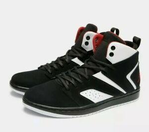 la meilleure attitude 92acc 05722 Détails sur Nouveau Nike Jordan Flight Legend Femme Baskets Homme Noir  Rouge Blanc Taille UK 5.5- afficher le titre d'origine