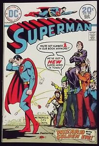 SUPERMAN-273-NM