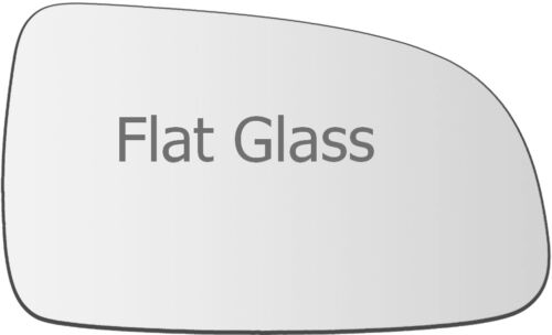 Wing Mirror Glass For Chevrolet Aveo I T250 2006-2013 Right Driver Side