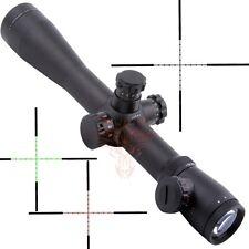 M1 Long Range Illuminated 3.5-10x40e Mil-dot Optics Rifle Scope 20mm Mounts