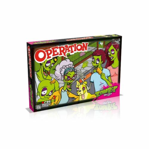 Zombie opération Board Game
