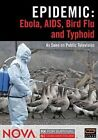 Nova Epidemic Ebola AIDS Bird Flu and Typhoid 2007 Region 1 DVD