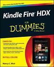 Kindle Fire HDX for Dummies von Nancy C. Muir (2014, Taschenbuch)