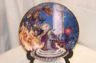 Royal Doulton THE DRAGON MASTER Franklin Mint Heirloom Plate Myles Pinkney