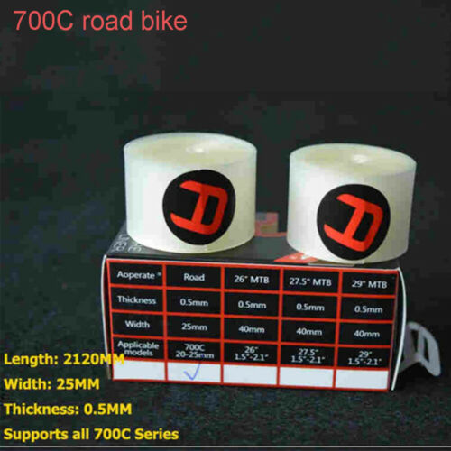 Durable Anti-Puncture Proof Belt Bike Accessories MTB Tire Liner Tyre Protector