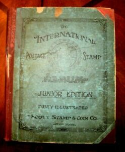 CatalinaStamps-Junior-International-Stamp-Album-1918-200-Stamps-D72