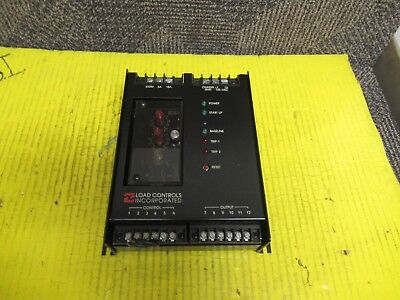 LOAD CONTROLS COMPENSATOR MOTOR LOAD CONTROL PCR-1810 *PZF*