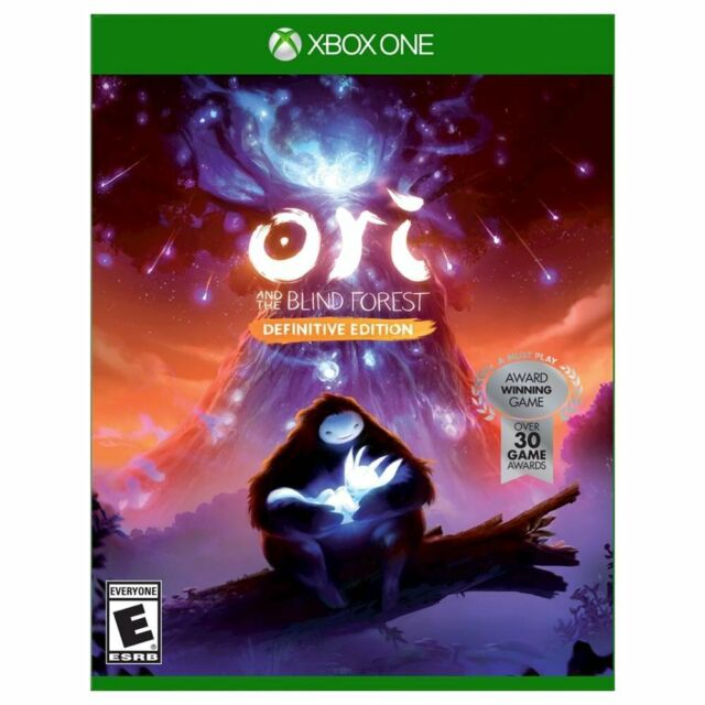 Ori and the Blind Forest:  Xbox One Definitive Edition Instant Email Delivery 📧