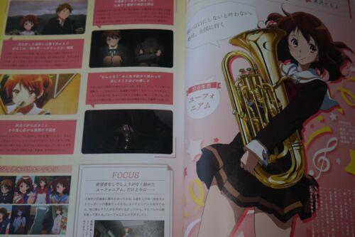 Euphonium JAPAN TV Animation Sound Euphonium Official Fan Book Hibike
