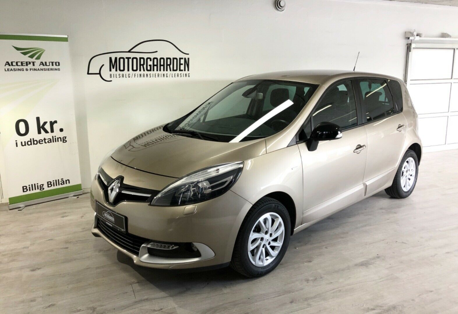 Renault Scenic III 1,5 dCi 95 Limited Edition 5d - 99.500 kr.