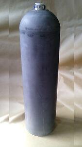 Bouteille de plongée S80 Alu 207 bar