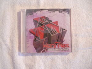 Watchtower-034-Demostrations-in-Chaos-034-2002-cd-Monster-Records-Canada-NEW