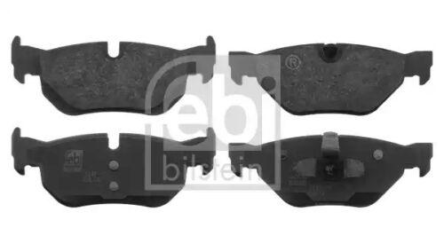 Brake Pad Set disc brake FEBI BILSTEIN 16533