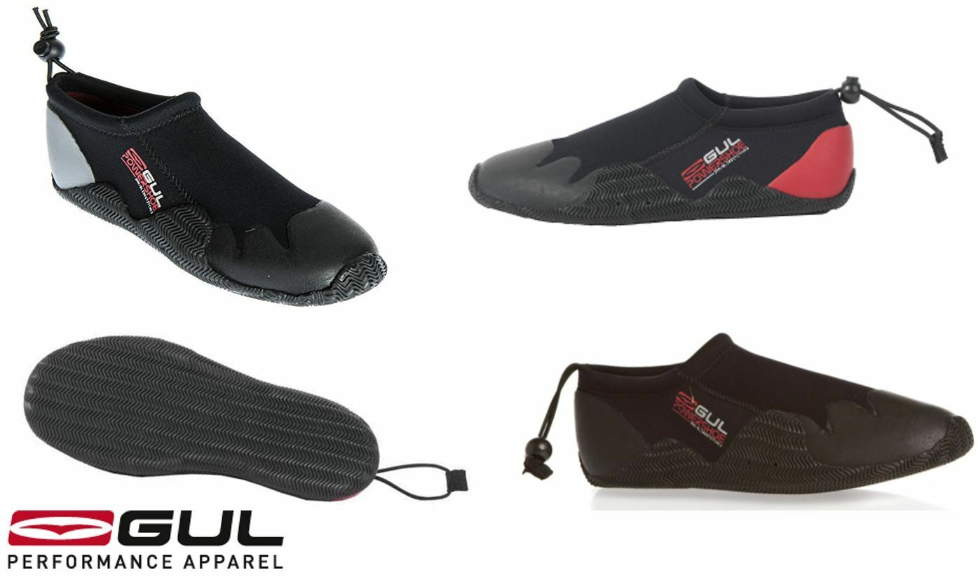 b06b871cfe55 Gul Power SLIPPER 3mm Neoprene Wetsuit Shoe Surf Kayak Diving ...