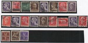 LUOGOTENENZA-1943-USATI