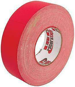 ISC-Standard-Duty-Racers-Tape-2-034-x-180Ft-Red-Duct-Gaffer-Tank-Tape