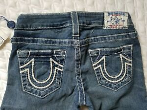 6bb77a7f6 Authentic new Made in USA big T True Religion Women s size 24 ...