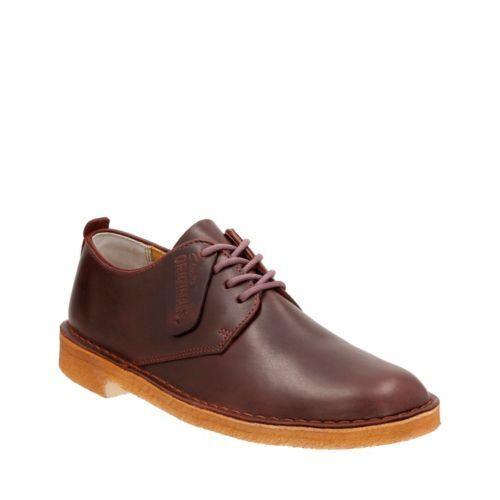 Clarks Originals Mens  Desert London Nut Brown     true 7 , US 8 G