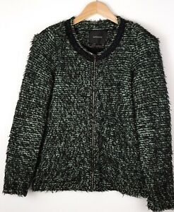 Maison Scotch Damen Jacke Blazer GRÖSSE XS UK:8 US:6 Eu :3 6(1) ASZ65
