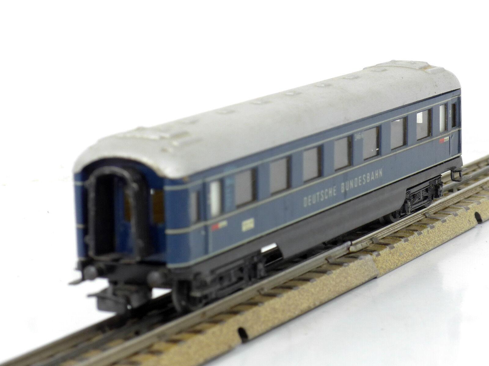 Märklin h0 00 FD-zugwagen 346 6 4014 Deutsche Bundesbahn 2. vers. 1954 800