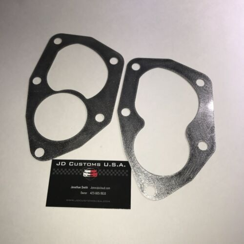 JDC Undivided Stainless Turbo Outlet Gasket For Evo 8//9 Evo VIII IX