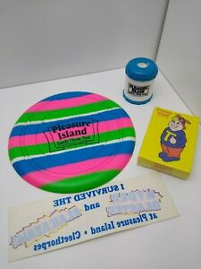 Pleasure Island Cleethorpes Souvenirs Collectables Closed Uk Theme Park Ebay